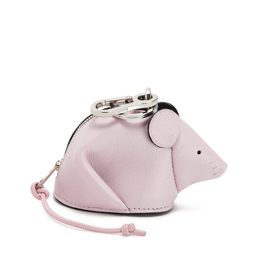 LOEWE Mouse Charm Icy Pink/Candy front