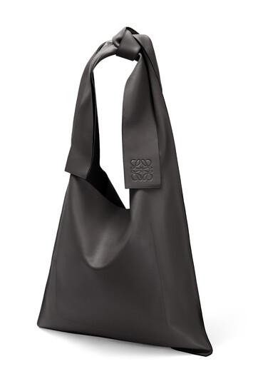 LOEWE Bow Bag Black front