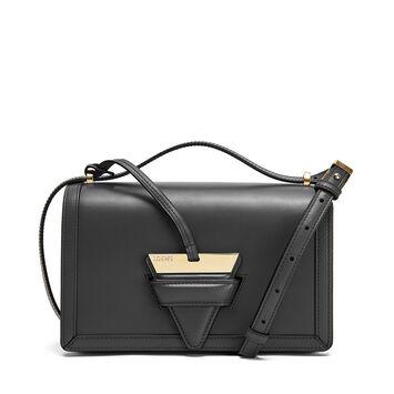 LOEWE Barcelona Bag 黑色 front