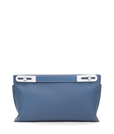 LOEWE Missy Bag Varsity Blue front