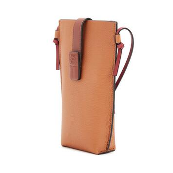 LOEWE Pocket Light Caramel/Pecan front