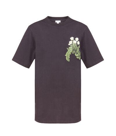 LOEWE T-シャツ ロエベ & CO ブラック front