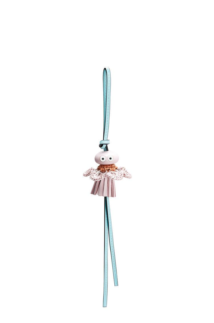LOEWE Charm en forma de ángel marino Rosa Hielo pdp_rd