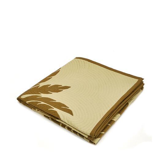 230X230 棕榈树毯子