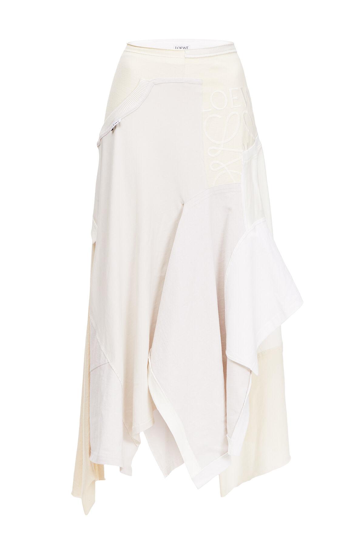 patchwork T-shirt - White Loewe 2018 Cool oYap0OA