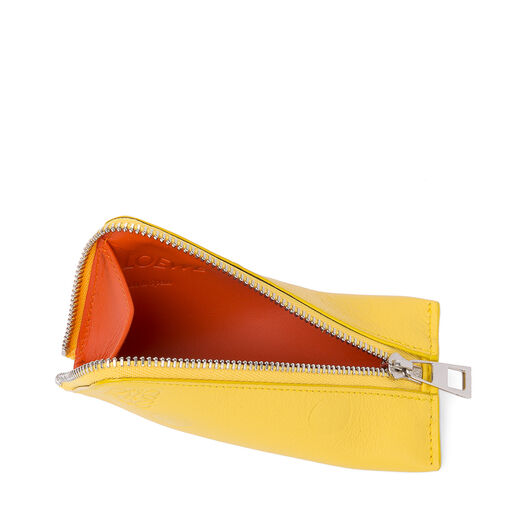 LOEWE Z Purse Cheese Yellow/Palladium all