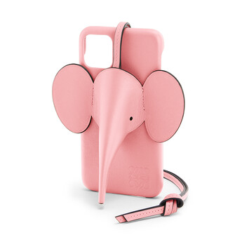 LOEWE Elephant Cover For Iphone 11 Candy front