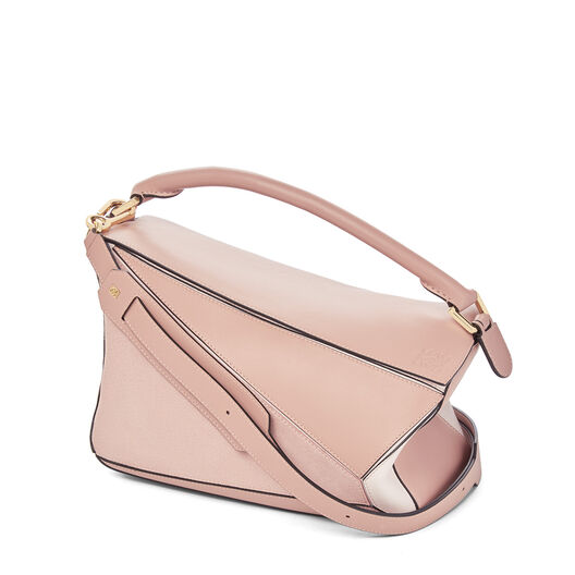 LOEWE Puzzle Bag Blush Multitone all