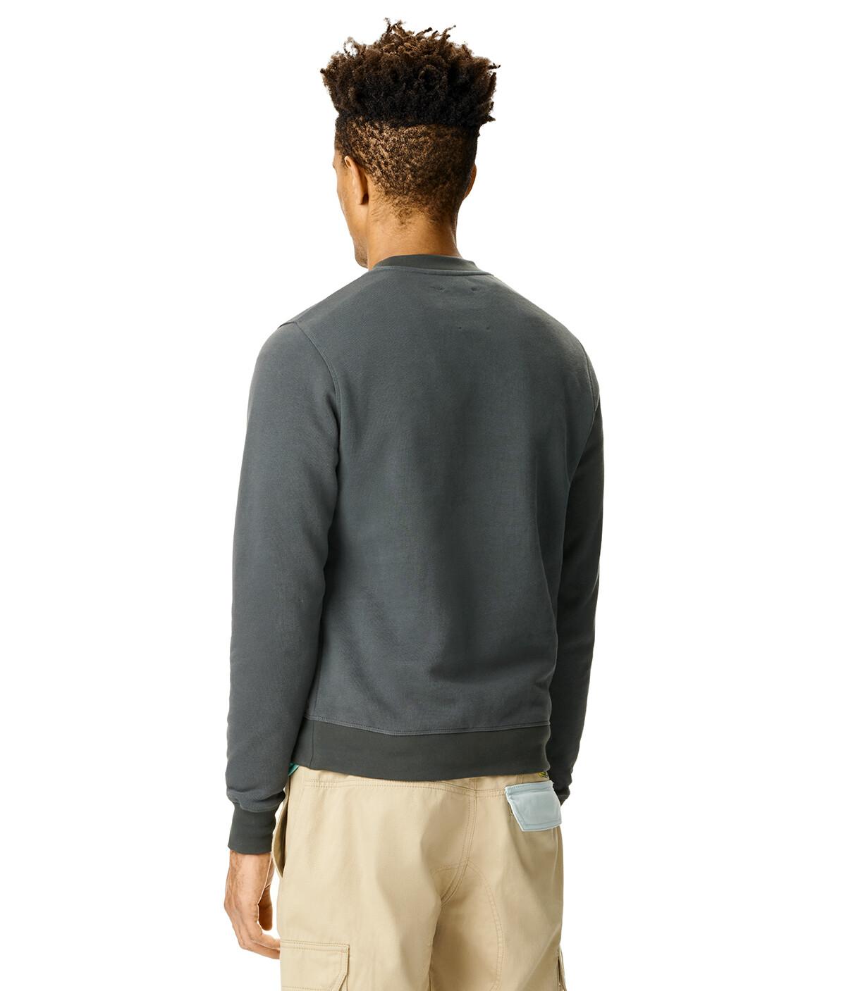 LOEWE Eln Sweatshirt Charcoal front