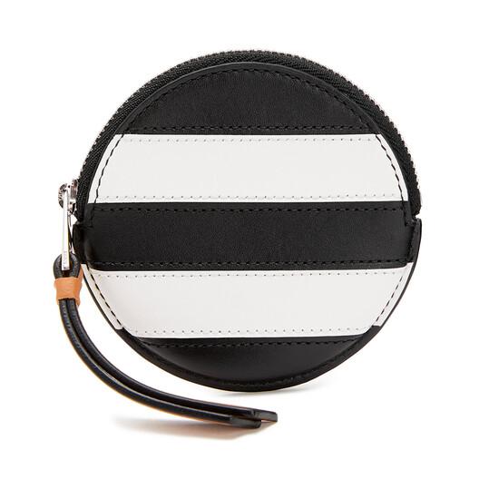 LOEWE Cookie Charm Marine Black/White front