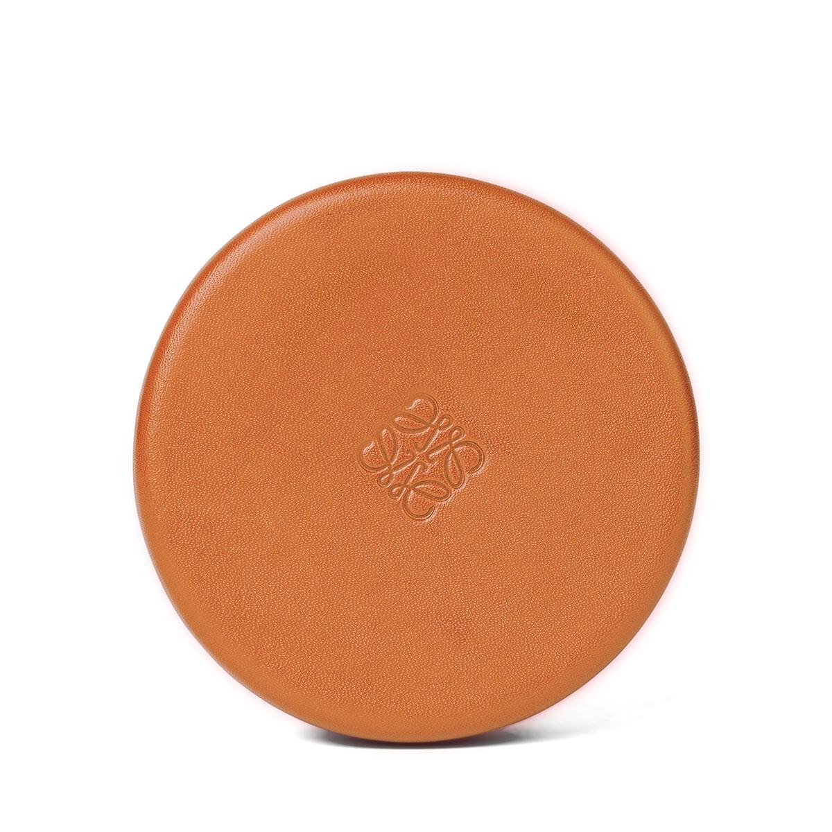 LOEWE Box Medium Pecan Color front
