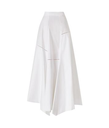 LOEWE Balloon Skirt 白色 front