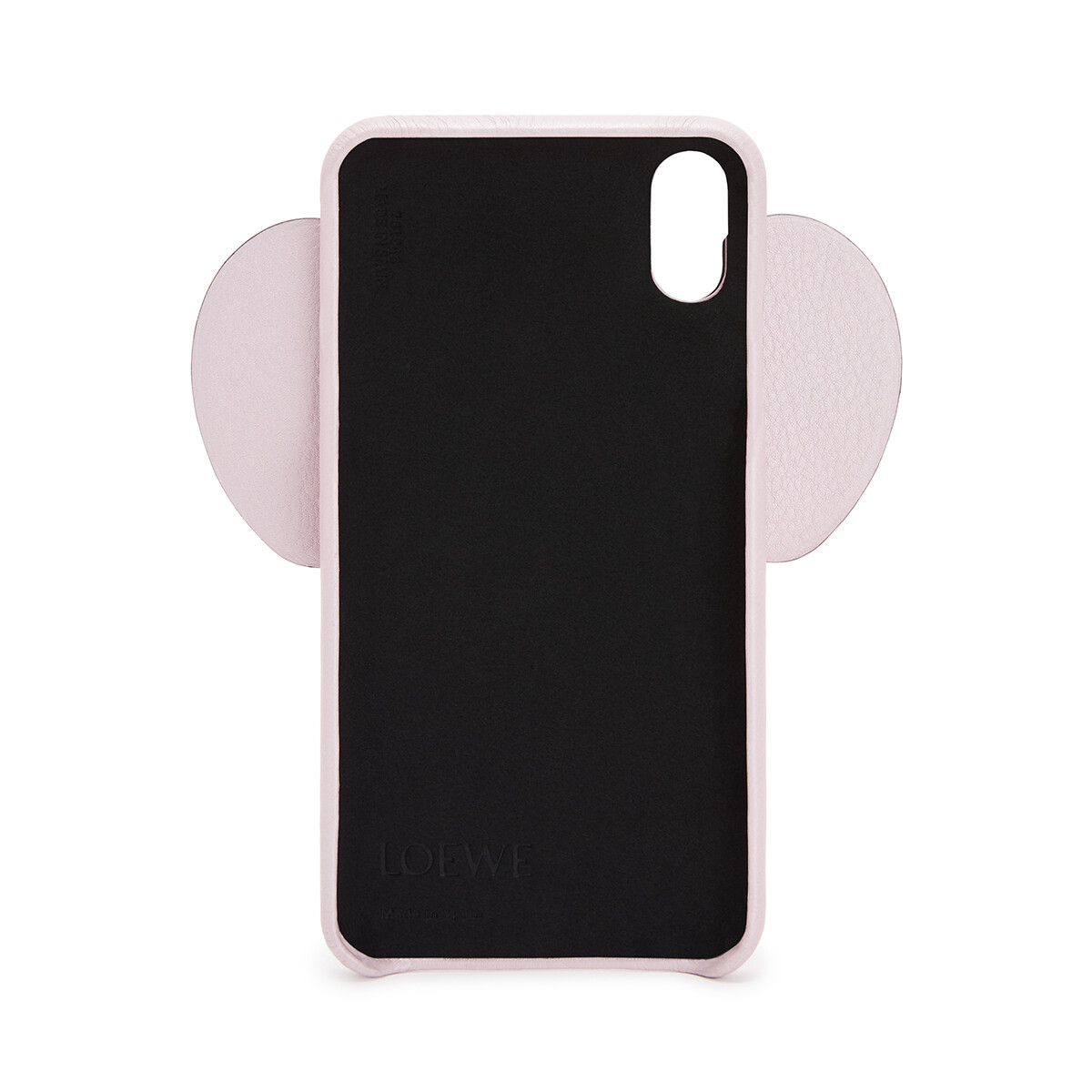 LOEWE Elephant Cover For Iphone Xs Max Icy Pink front