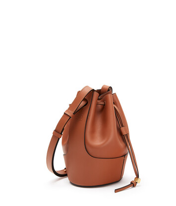 LOEWE Balloon Small Bag Tan front