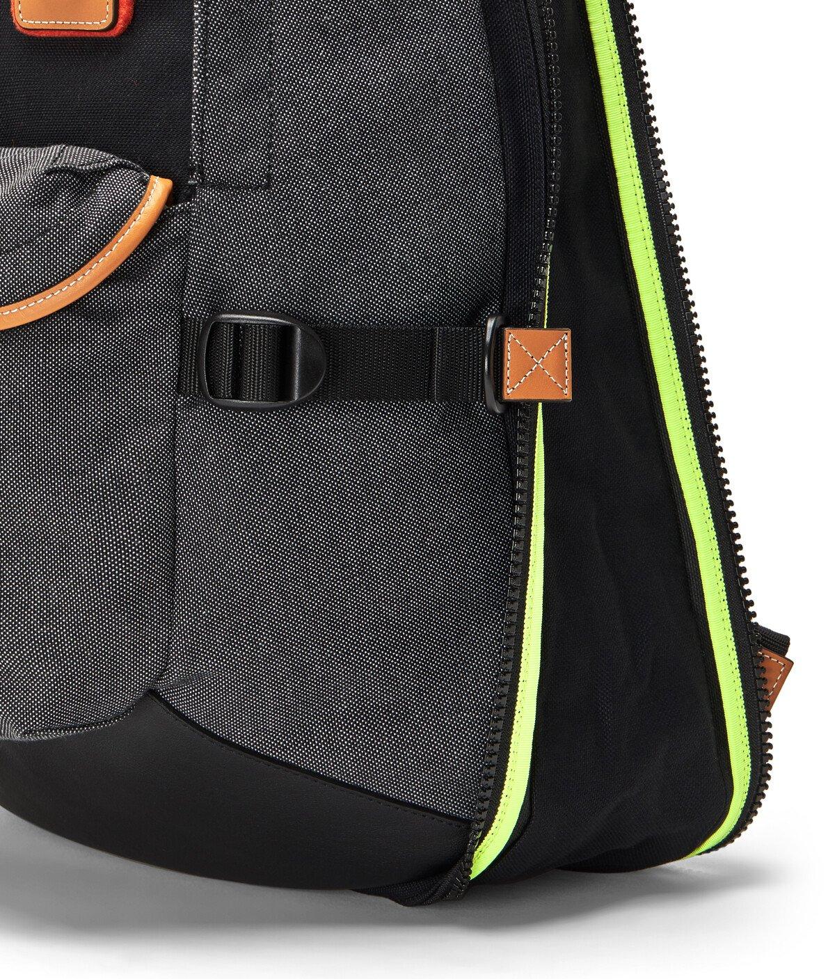LOEWE Eye/Loewe/Nature Backpack 黑色 front