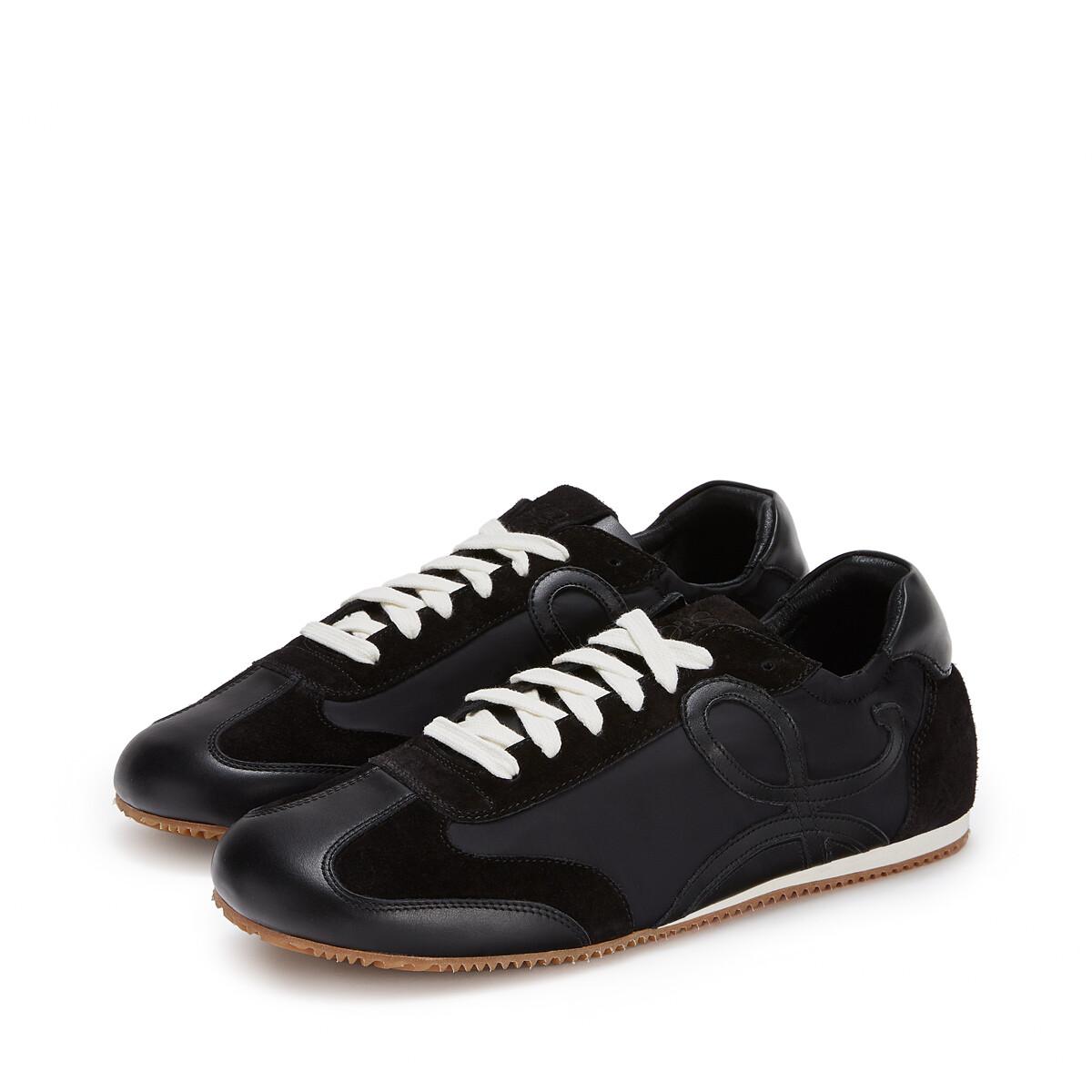 LOEWE Ballet Runner ブラック front