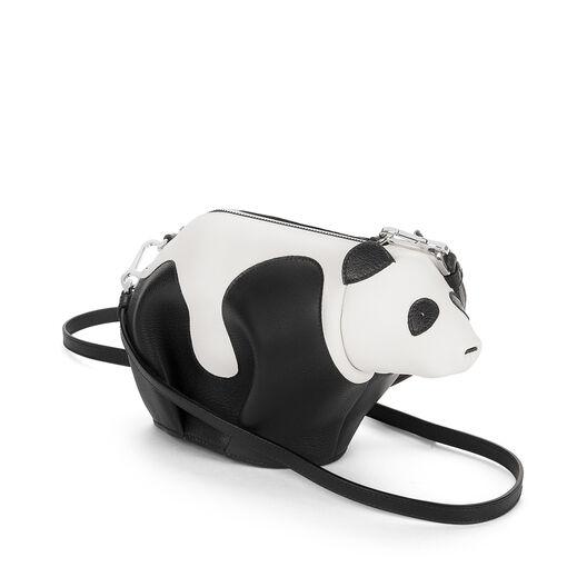 Loewe Panda Mini Bag Black White All
