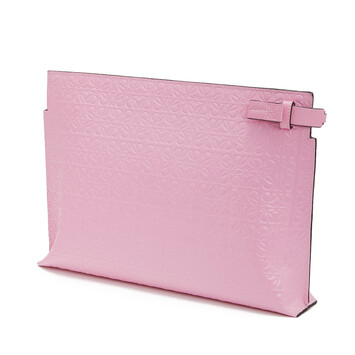 LOEWE T Pouch Repeat Candy front