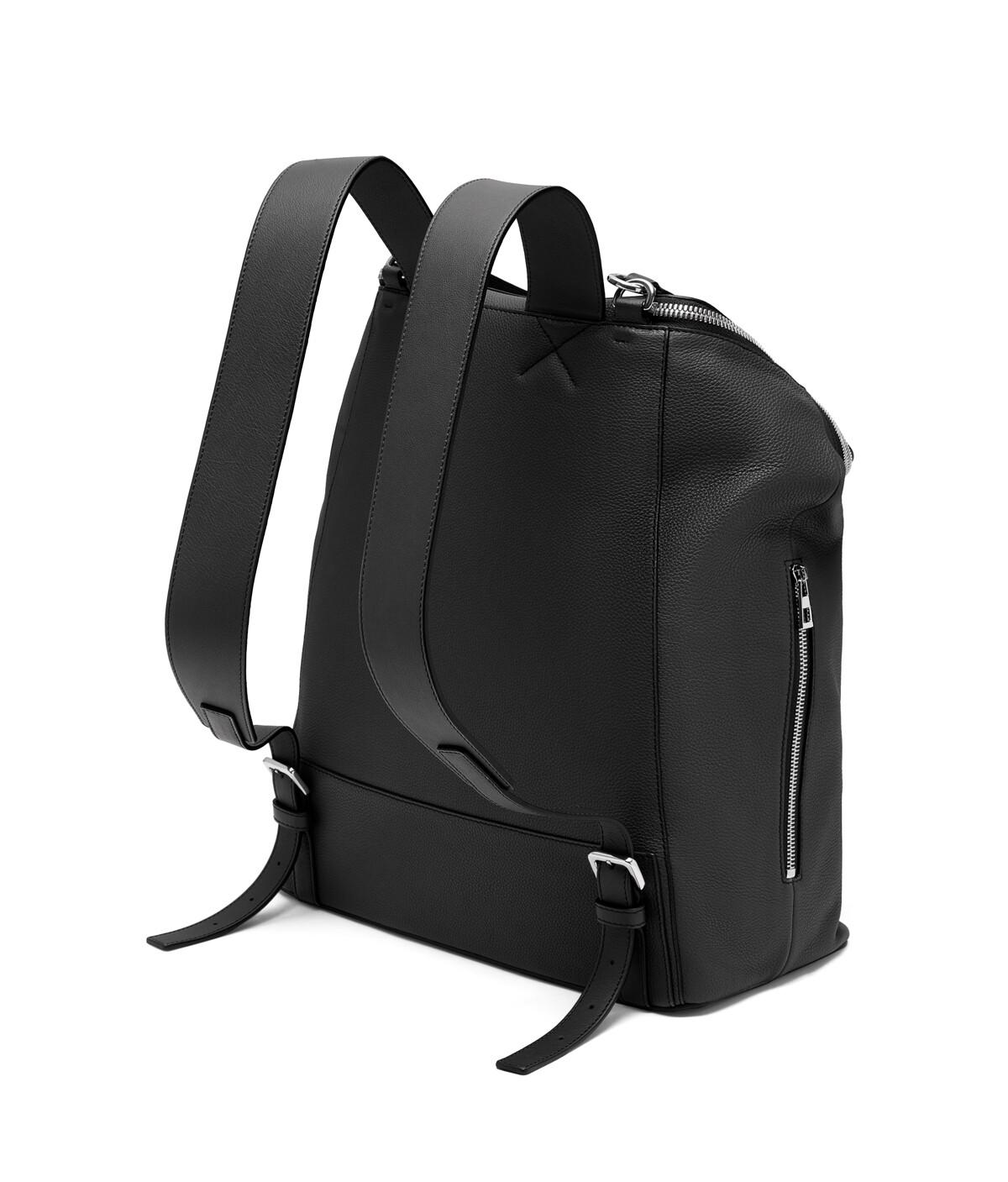 LOEWE Goya Backpack Black front