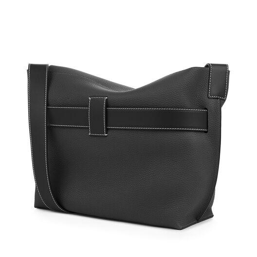 LOEWE Strap Messenger Small Bag 黑色 all