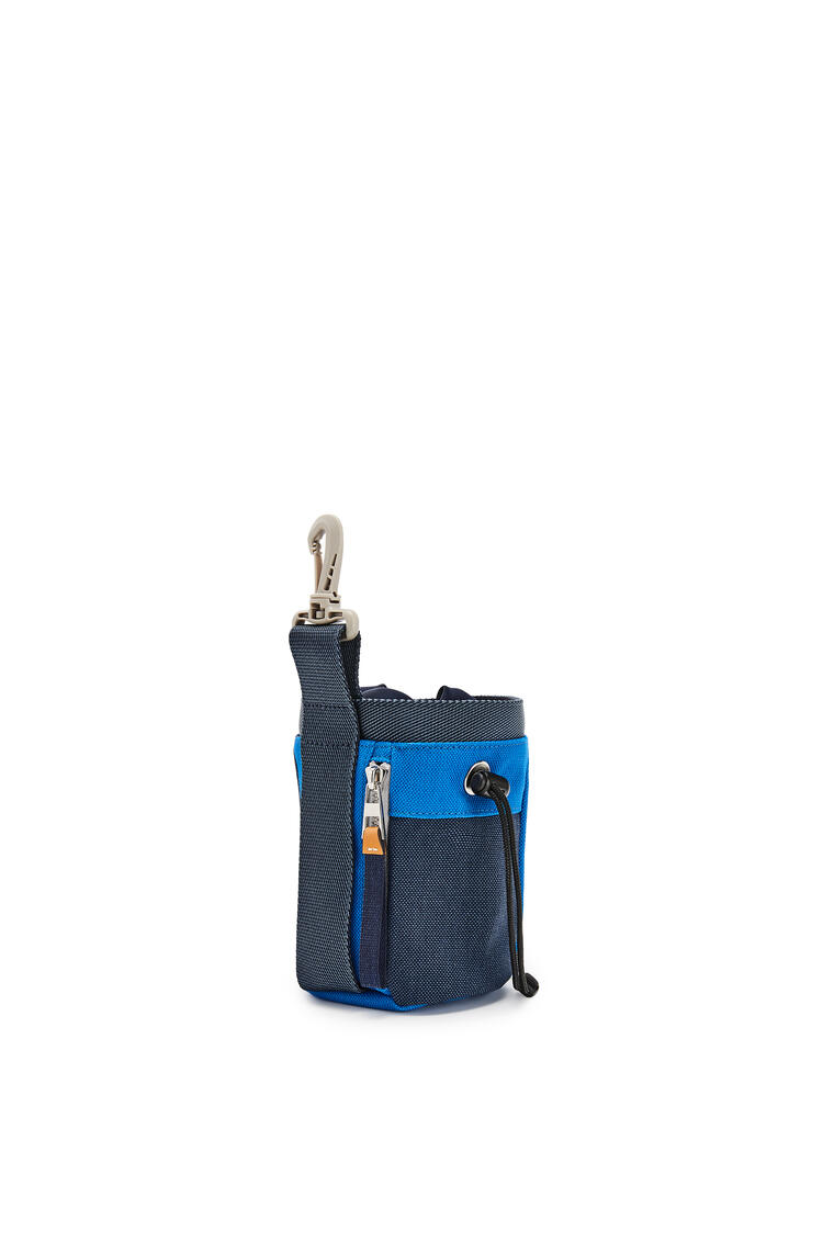 LOEWE 帆布 Chalk 手袋 Electric Blue/Navy Blue pdp_rd