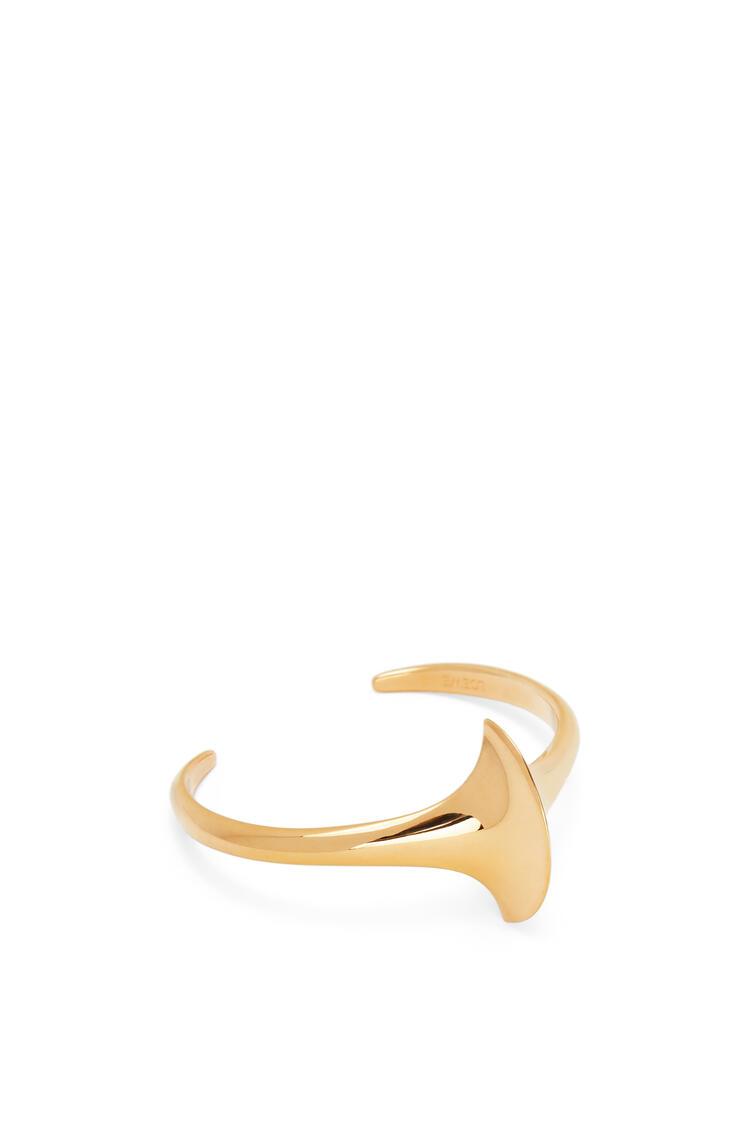 LOEWE Edge cuff Gold pdp_rd