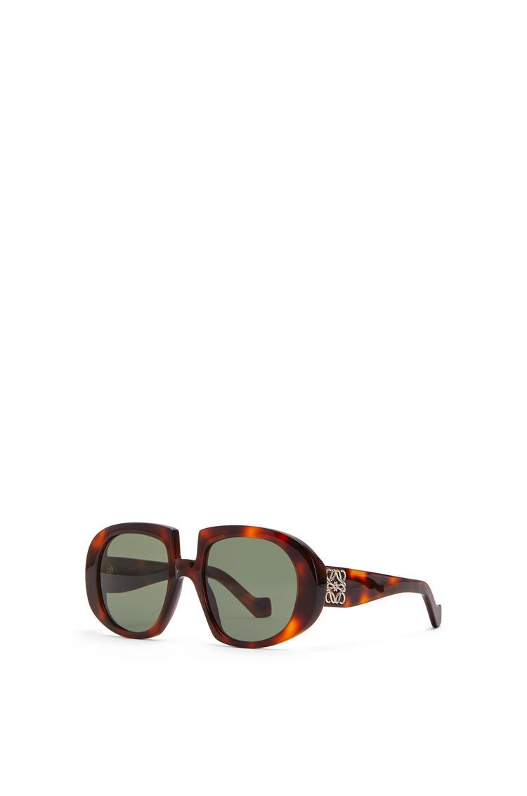 LOEWE Gafas acetato anagrama Gris/Havana Claro pdp_rd
