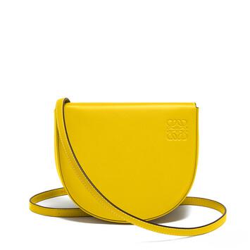 LOEWE Heel Bag 黄色 front