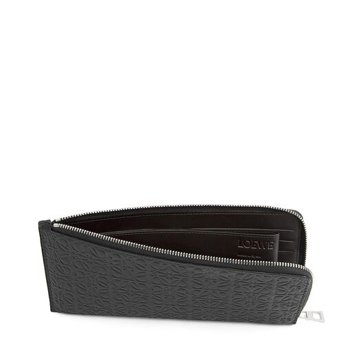 LOEWE Flat Zip Around Black all