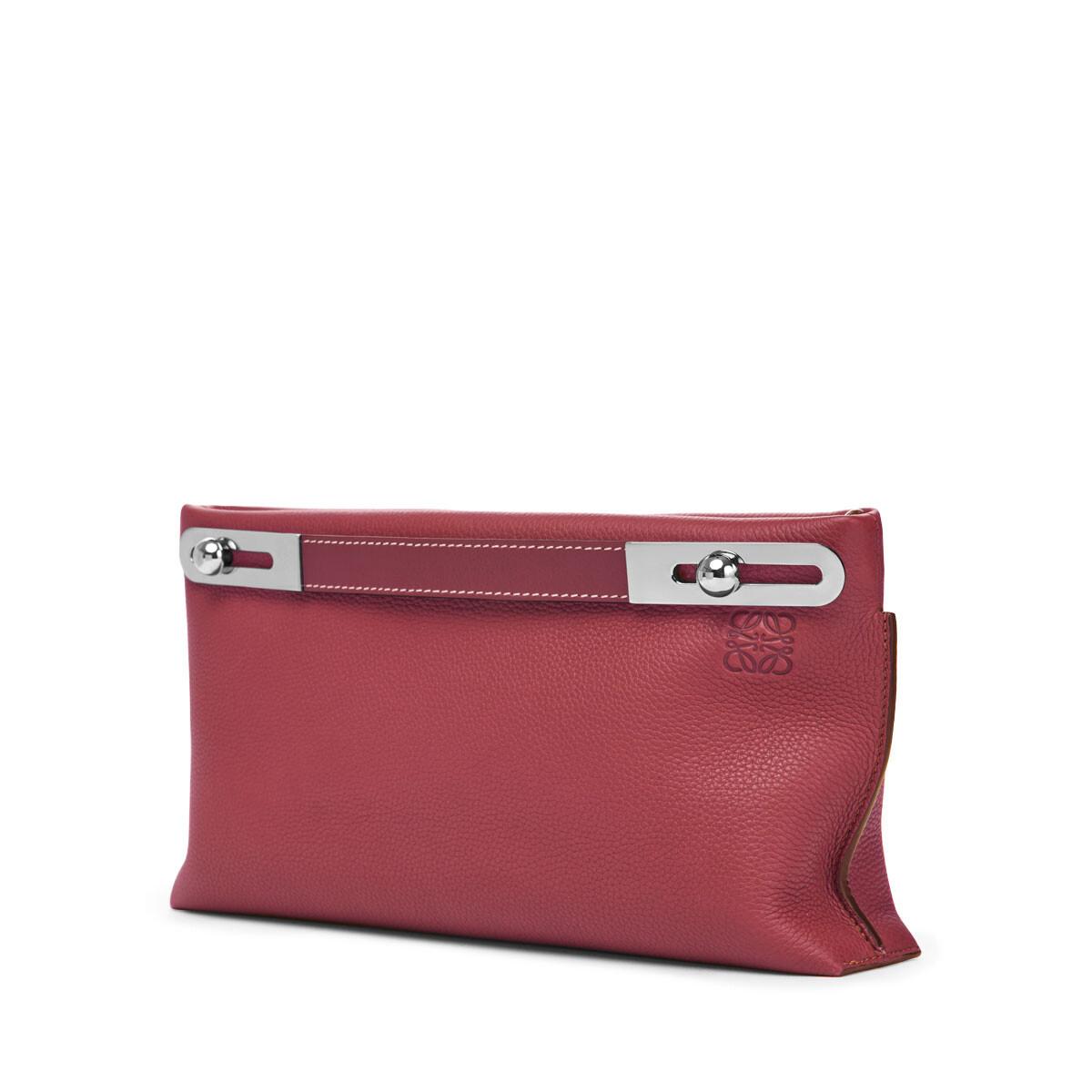 LOEWE Missy Small Bag Raspberry front