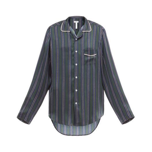 Stripe Pyjama Shirt