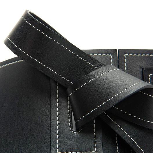 LOEWE Obi Belt 黑色 front