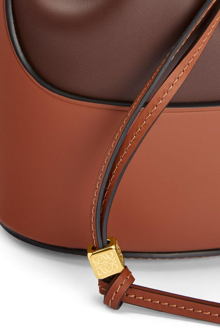 LOEWE Small Balloon bag in nappa calfskin Hazelnut/Tan pdp_rd