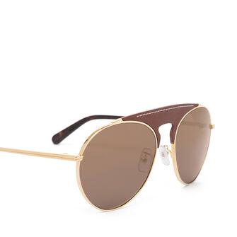 LOEWE Gafas Piloto Marron/Roviex front