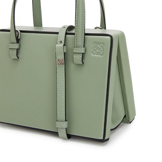 LOEWE Postal Small Bag Pale Green front