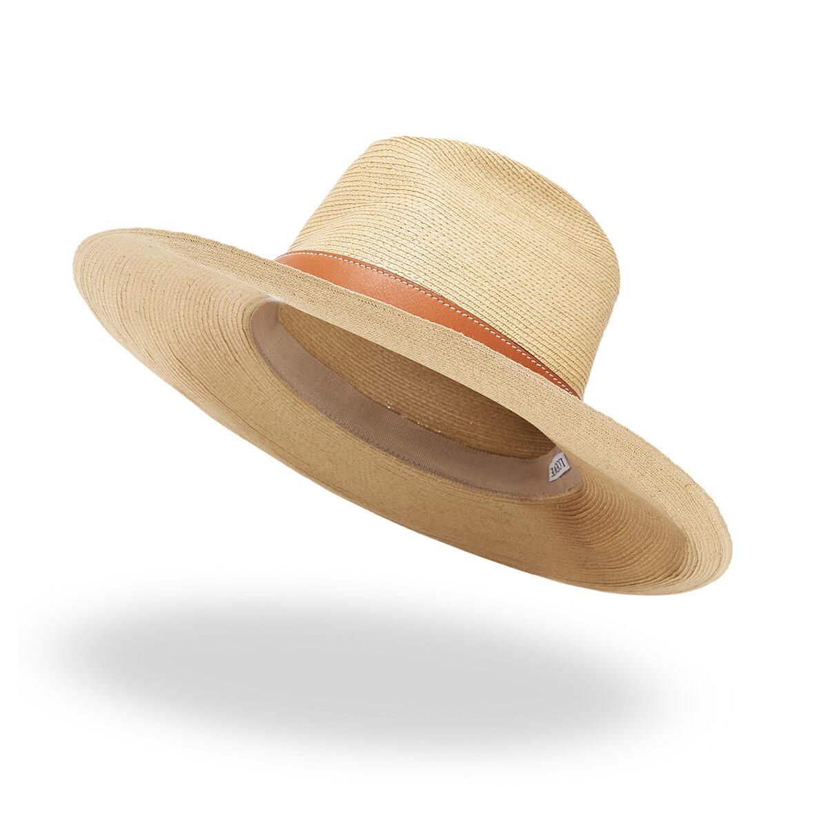 LOEWE Paula Straw Hat Natural/Tan front