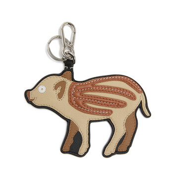 LOEWE Piglet Charm Multicolor front