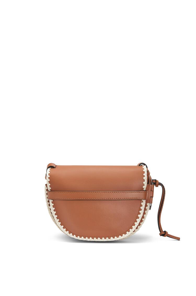 LOEWE Gate Crochet Small Bag タン pdp_rd