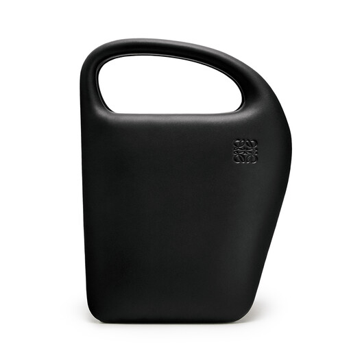 LOEWE Architects D Bag Black front
