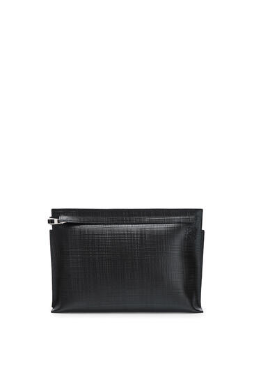 LOEWE T Pouch in calfskin 黑色 pdp_rd