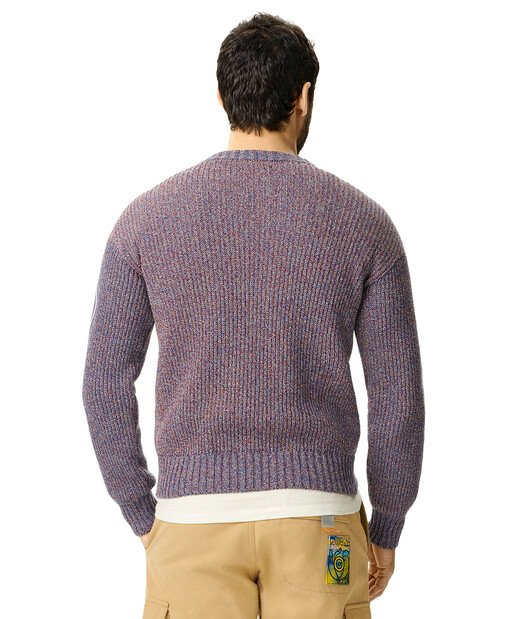 LOEWE Lifestyle Recycle Jumper Marino front