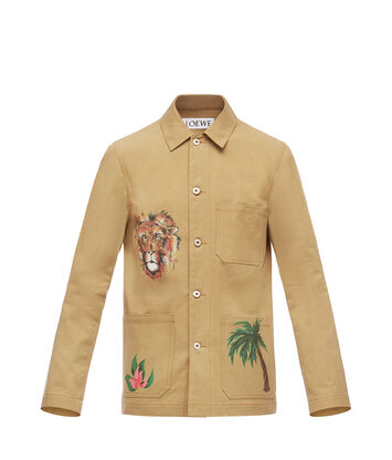 Workwear Jacket Safari