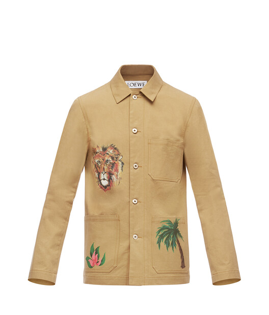 Workwear Jacket Safari