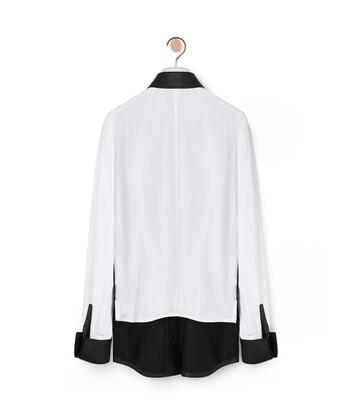 LOEWE Shirt Black/White front