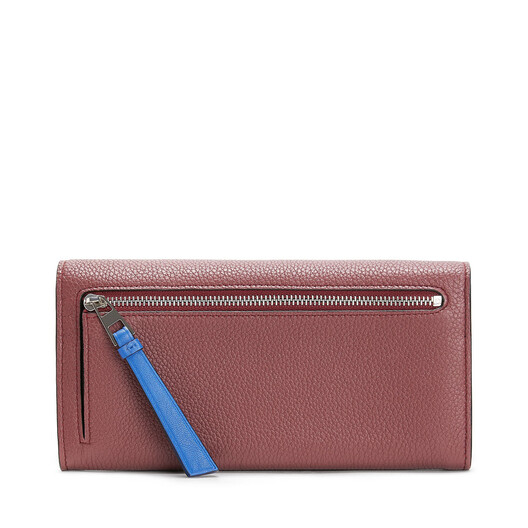 LOEWE Continental Wallet Multicolor front