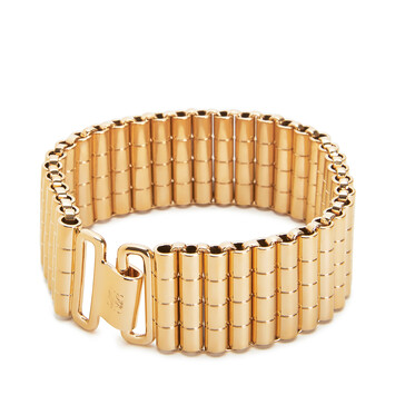 LOEWE Chain Bracelet Gold front