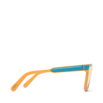 Square Padded Sunglasses