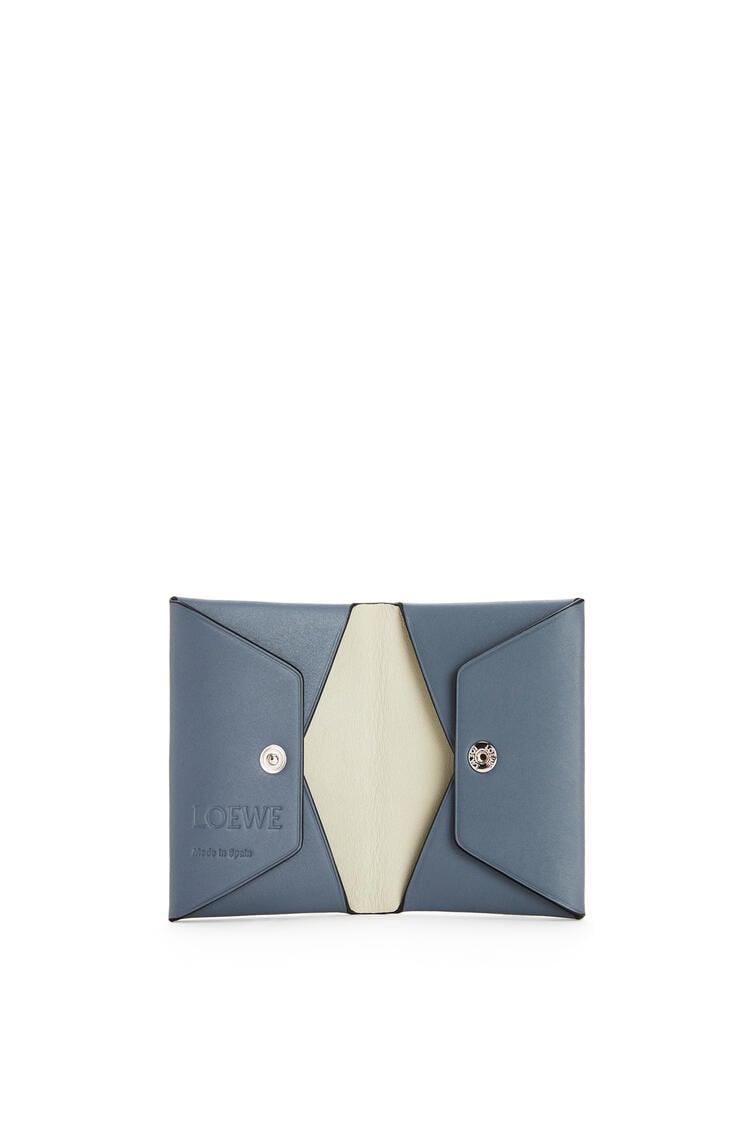 LOEWE TARJETERO BRAND Azul Tormenta/Gris Marmol pdp_rd