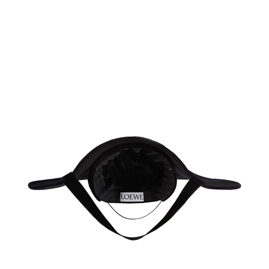 LOEWE Halo帽 黑色 front