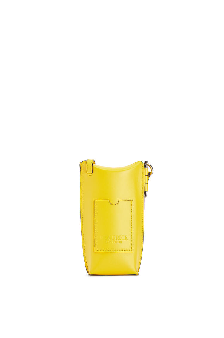 LOEWE 洛杉矶 系列柔软牛皮革 Gate Pocket 手袋 Yellow/Multicolour pdp_rd